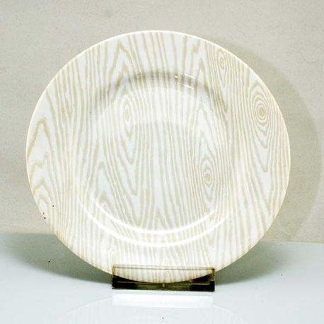 Taitú Lino Blanco plat bord 16 cm