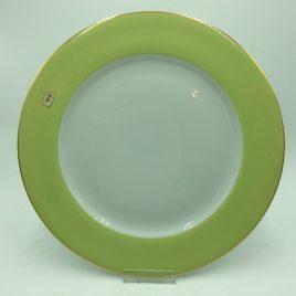 Porcelaine de Sologne –  30 cm. lime – Inez de la Fressange