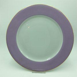 Porcelaine de Sologne –  30 cm. lila – Inez de la Fressange