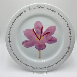 Bord 30 cm. Jersey Pottery