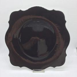Wedgwood – Jasper COnran – Baroque Dark blue 33,5 cm.