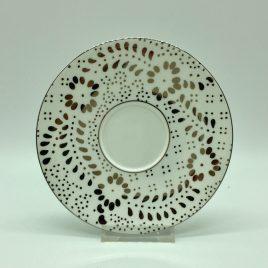 Wedgwood – Jasper Conran – schotel 16 cm – Embroidered
