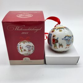 Hutschenreuther – kerstbal 2013 – limited edition