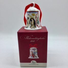 Hutschenreuter – kerstklokje 2017 – limited edition