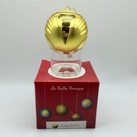 Alessi – Angioletto kerstbal goud – Marcello Jori