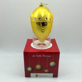Alessi – Gaspare kerstbal goud – Marcello Jori