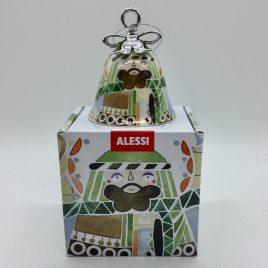 Alessi – kerstbel – Joseph – Marcel Wanders