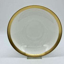 Wedgwood – diep bord20,5 cm. – Jasper Conran – Gold