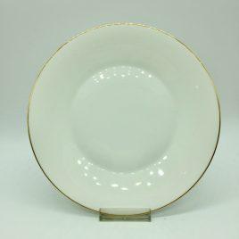 wedgwood – ontbijt bord 23 cm. – Jasper Conran – Gold