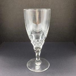 Orrefors – rode wijn glas – kristal
