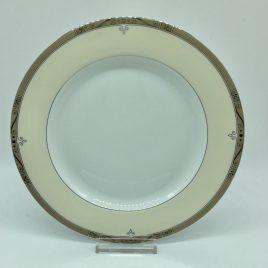 Philippe Deshoulieres – Scala taupe – ontbijt bord 22 cm.