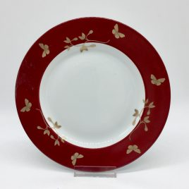 Philippe Deshoulieres – Ginkgo ontbijt bord 21,5 cm.