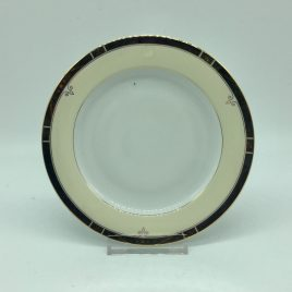 Philippe Deshoulieres – Scala broodbordje 15,5 cm. grijs