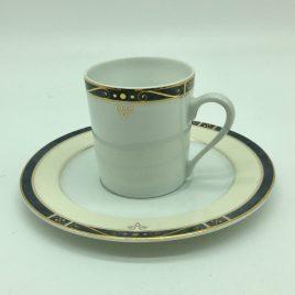 Philippe Deshoulieres – Scala grijs – espresso kop en schotel