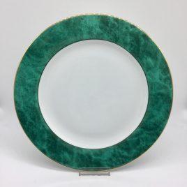 Philippe Deshoulieres – Scala groen – onderbord 30 cm.