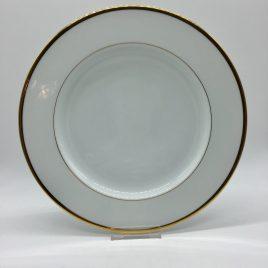 Philippe Deshoulieres – dinerbord 26,5 cm. – Senat d'or