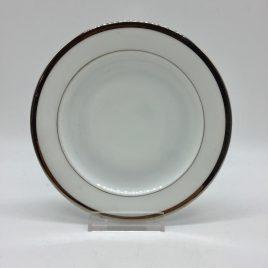 Philippe Deshoulieres – bordje 15,5 cm. – Senat Platine