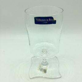 Villeroy & Boch – glas op voet 14 cm hoog. – New Wave