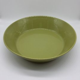 Iittala – schaal 30 cm. olijf groen – Teema