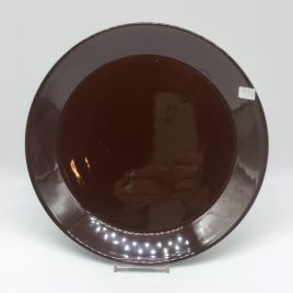 Iittala – dinerbord 26 cm. – Teema bruin