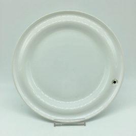 Höganäs Keramik – ontbijt bord 22 cm. –  wit