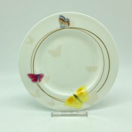 Rosenthal – broodbordje 16 cm. – white curve – Pepela