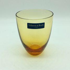 Villeroy & Boch –  gekleurd glas – amber