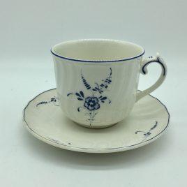 Villeroy & Boch – thee/koffie kop en schotel –   – Vieux Luxembourg
