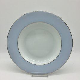 Bernardaud – soep bord 22 cm – Dune Bleu