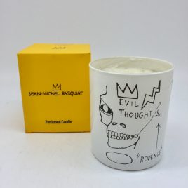 Jean-Michel Basquiat – Geurkaars nr8