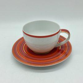 Rosenthal – thee/koffie kop en schotel – Platt and Young – Yono