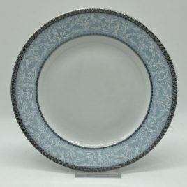 Rosenthal – ontbijt/dessert bord 21 cm. – Classic – Princess licht blauw