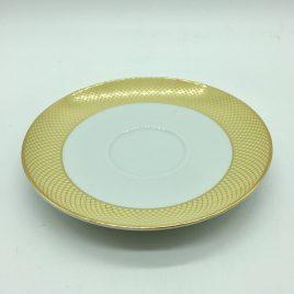 Rosenthal – thee  schotel – Classic – Princess geel/goud
