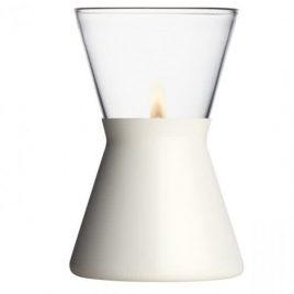 Iittala – olielamp Glow – white – Thomas Sandell
