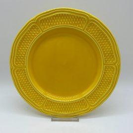 Gien – Pont aux Choux – ontbijt / dessertbord 23 cm. – mais geel