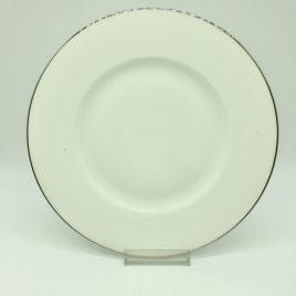 Villeroy & Boch -ontbijt / dessert bord 22 cm. – Anmut Platinum
