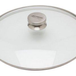 Demeyere – deksel 30 cm – glas/rvs