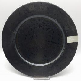 Bitz – diner bord 27 cm. – zwart
