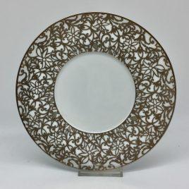Raynaud – Cordoue – ontbijt bord 21 cm. – platina