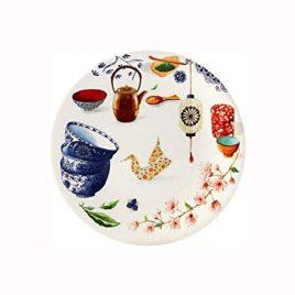 Gien – Tea Time – ontbijt / dessertbord 22 cm.