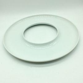 """Hutschenreuther – Easy – serveerschaal """"ring"""" 30 cm."""