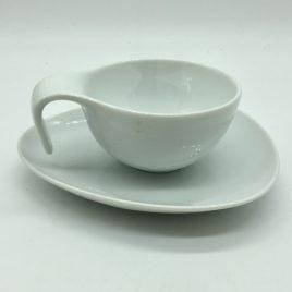 Hutschenreuther – Easy – thee / koffie kop en schotel