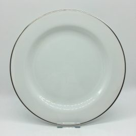 Rosenthal -Studio Line – Moon Platinum – diner bord 28 cm.