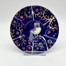 Iittala – Taika – schoteltje 11 cm. – donker blauw