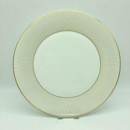 Wedgwood – Pinstripe gold – diner bord 27 cm – Jasper Conran
