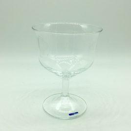 Driade – Can lV – glas 9,4 cm O – 12,5 cm hoog