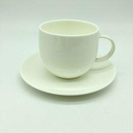 Alessi – thee/koffie kop en schotel – Guido Venturini – All Time