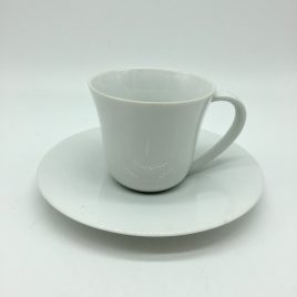 Alessi – koffie kop en schotel – Toyo Ito