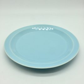 Authentics – Pui – dessert bord 21 cm. – licht blauw
