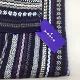 Sieger – sjaal wol – 50 x 180 cm.